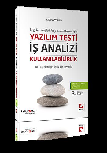 Koray Yitmen Yazılım Testi İş Analizi Kullanılabilirlik