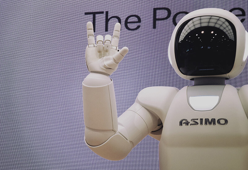a-robot-greeting-with-its-hand