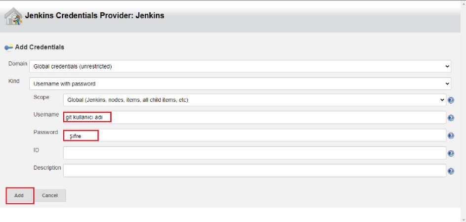 Jenkins'de-Job-Oluşturma